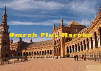 Umroh Plus Maroko