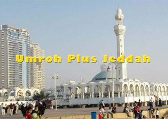 Umroh Plus Jeddah